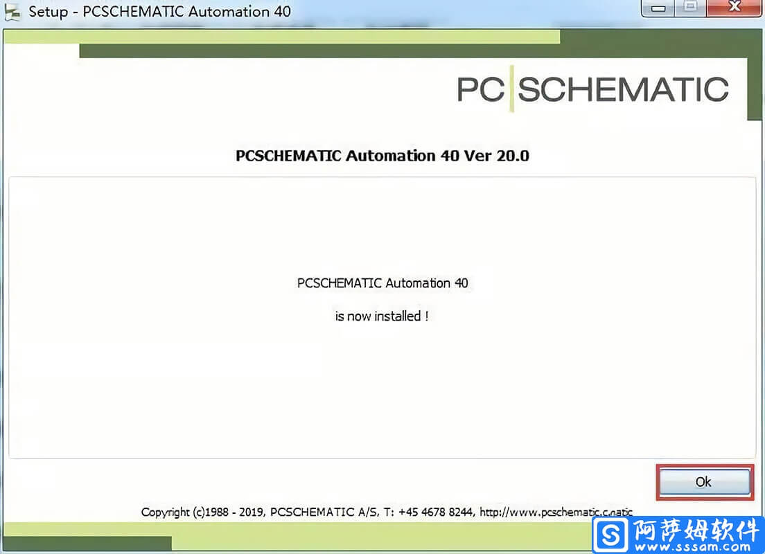 PCSCHEMATIC Automation 40 功能强大的电气绘图软件
